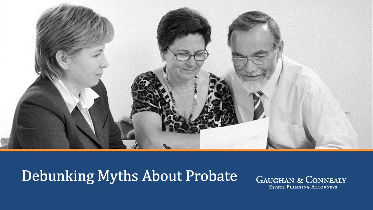 probate myths