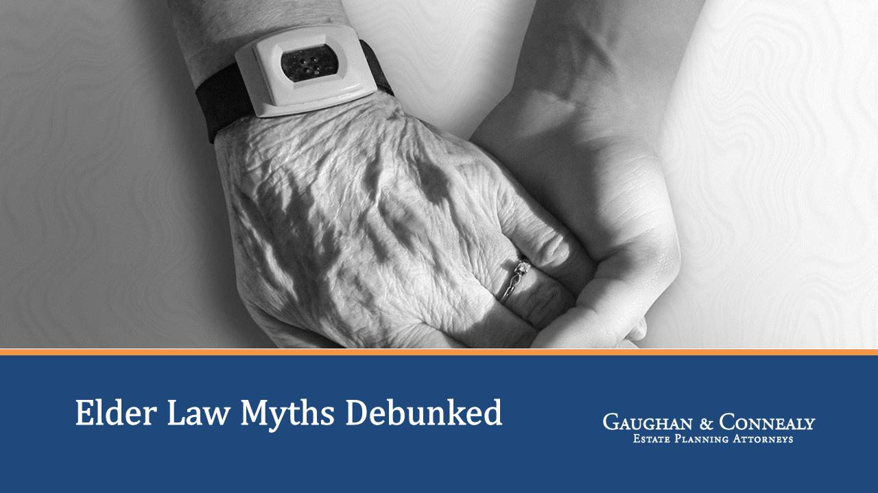 elder law myths